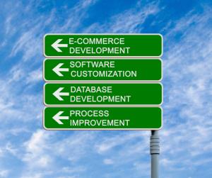 E-COMMERCE WEB DEVELOPMENT AND MANAGEMENT